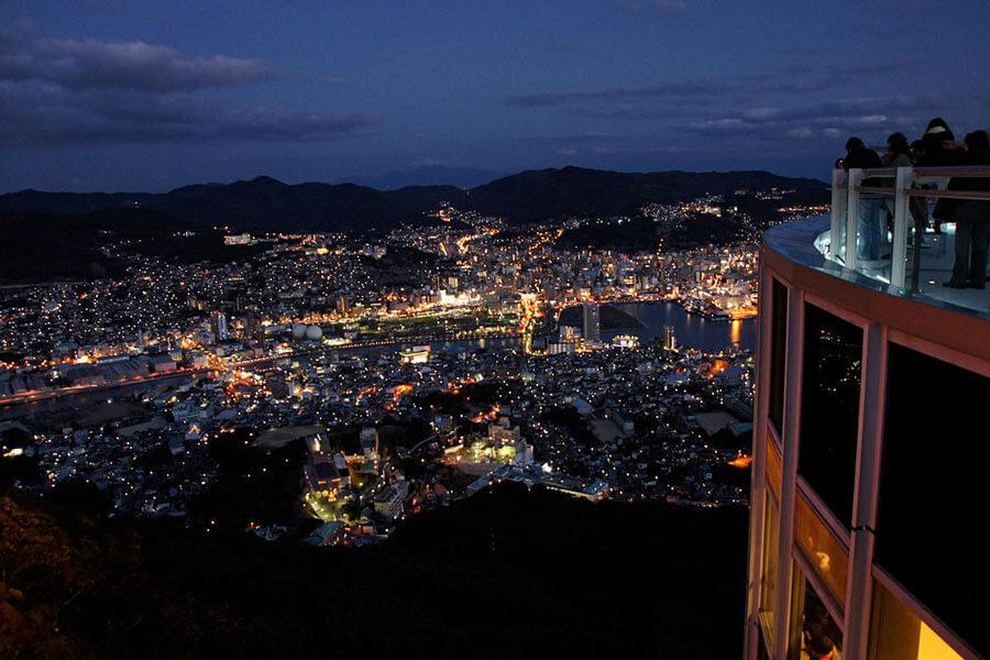 Things to do in Nagasaki: Visit Mount Inasa