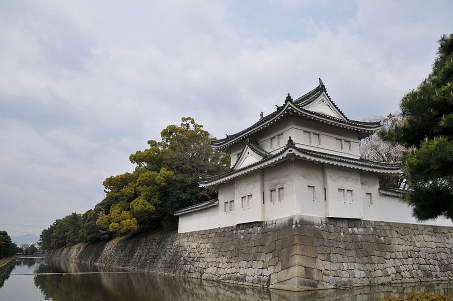 Things to do in Kyoto: Visit Nijo Castle.