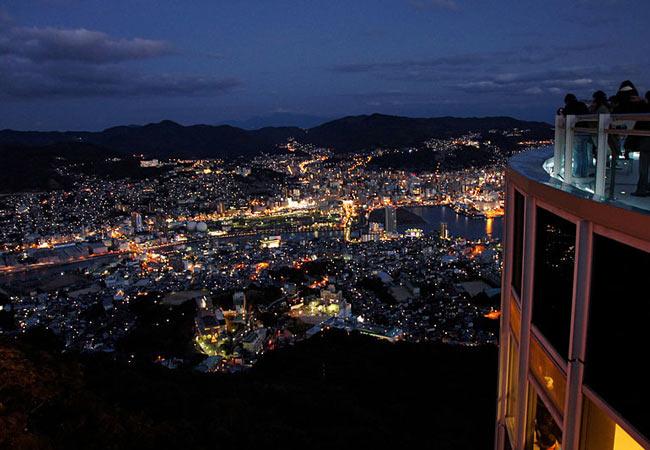 Things to do in Nagasaki: Enjoy the views from Mount Inasa