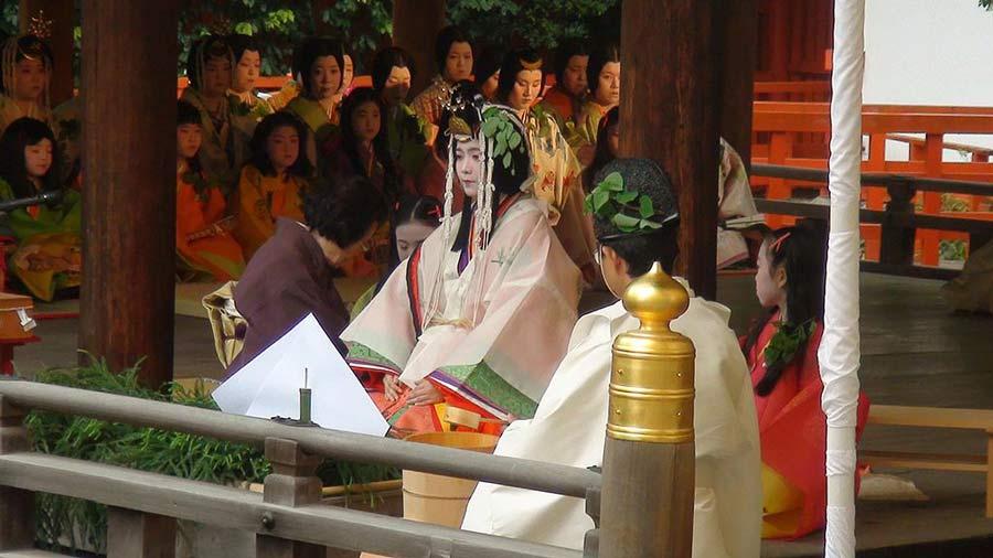 Kyoto festivals.