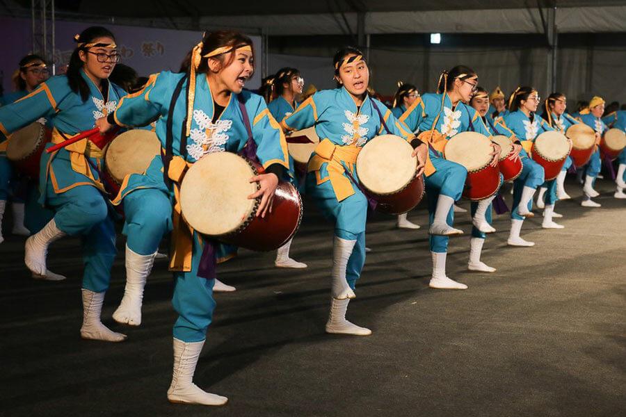Okinawa Festivals.