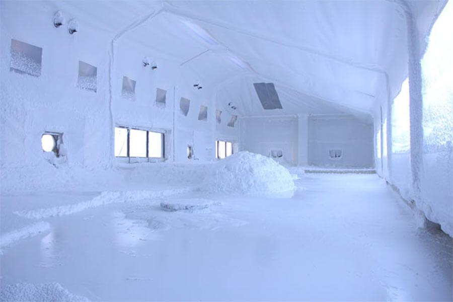 Nuchi-una Salt Factory.