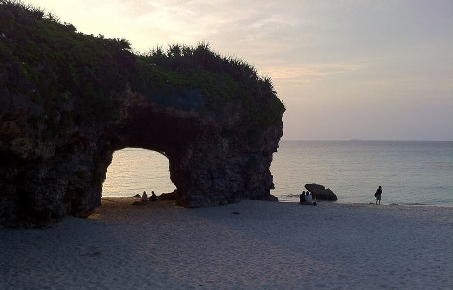 Okinawa beaches.