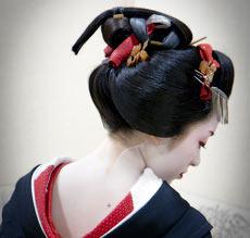 Sakkou hairstyle