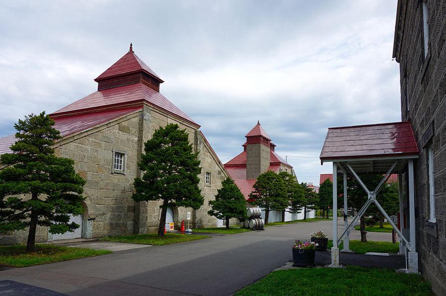 The Yoichi Distillery