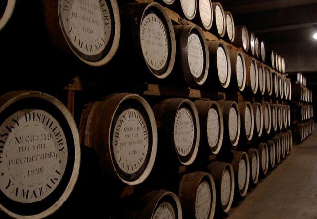 Whiskey Distilleries in Japan: Yamazaki