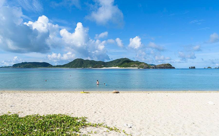 Ama Beach, Okinawa.