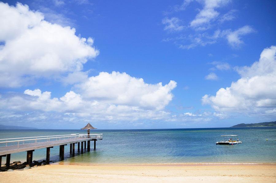Fusaki Beach, Okinawa.