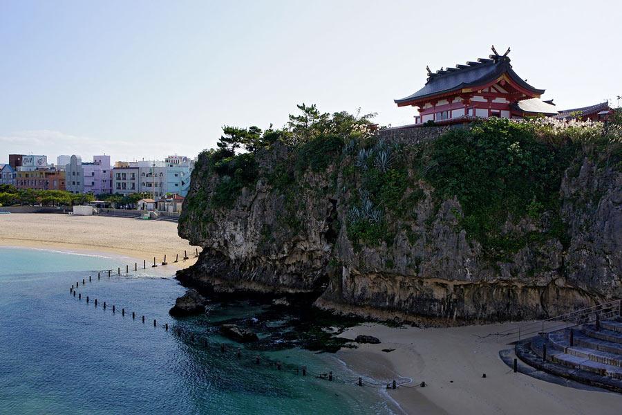 Naminoue Beach, Okinawa.
