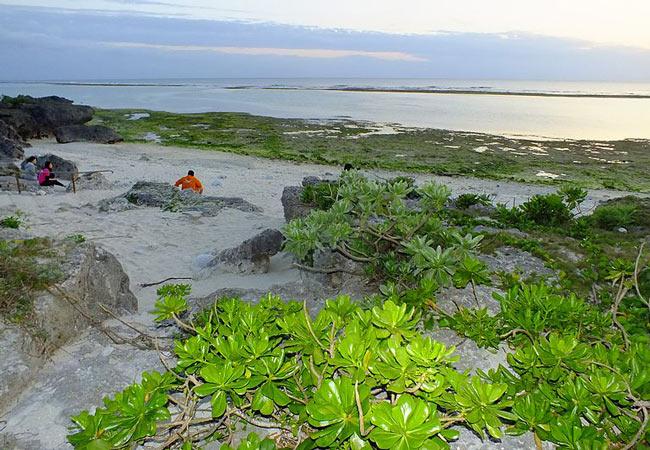 Okinawa Beaches: Nakamoto