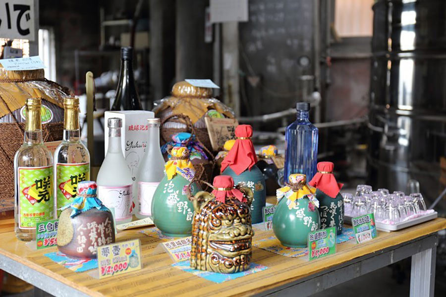 Okinawan Distilleries: Sakimoto Shuzo