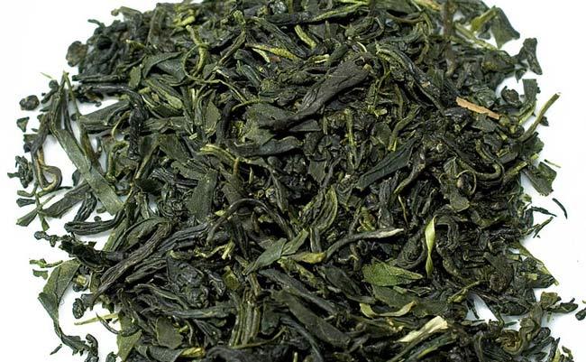Tamaryokucha tea