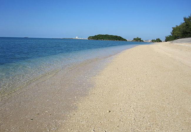 Okinawan Beaches: Kitanashiro