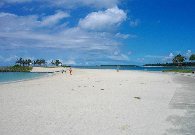 Okinawa Beaches: Emerald