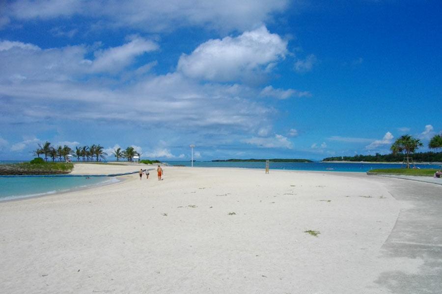 Emerald Beach, Okinawa.
