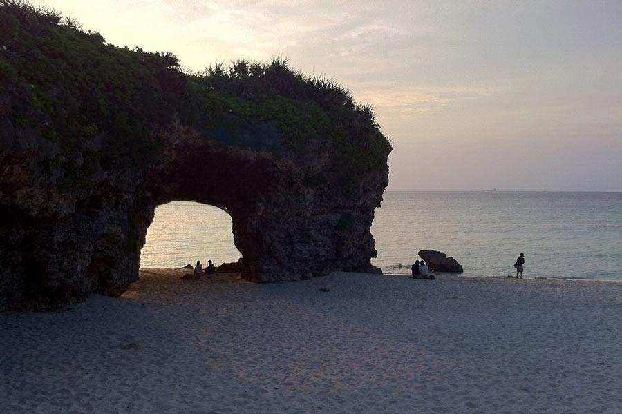 Sunayama Beach, Okinawa.
