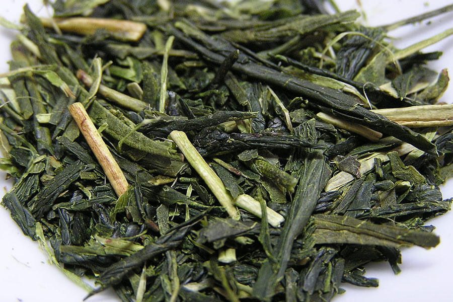Aracha Green Tea Leaves