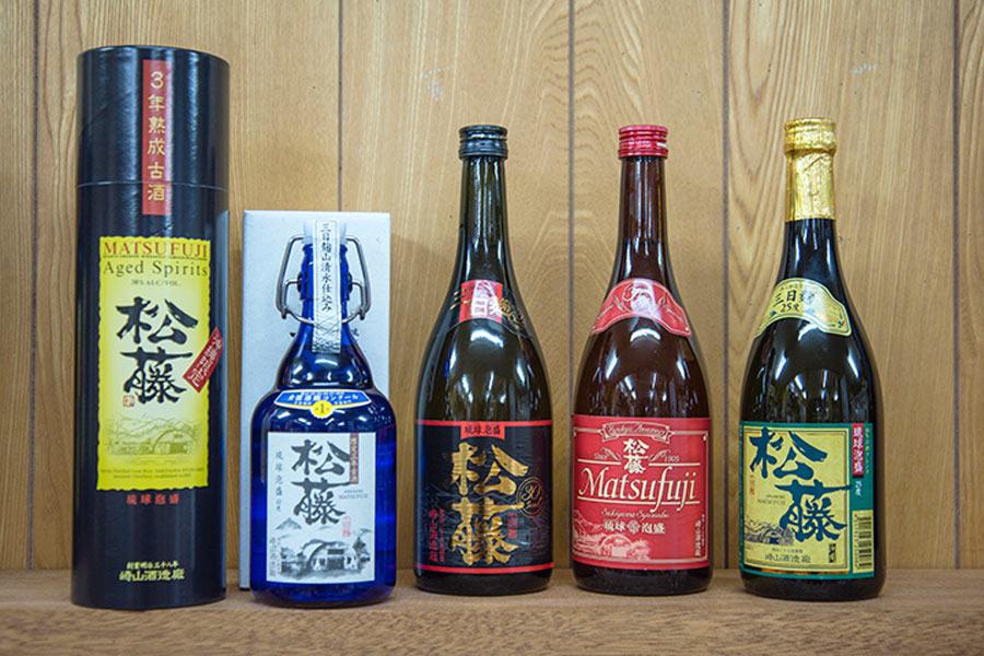 The Sakiyama Shuzo Sho Distillery in Okinawa.