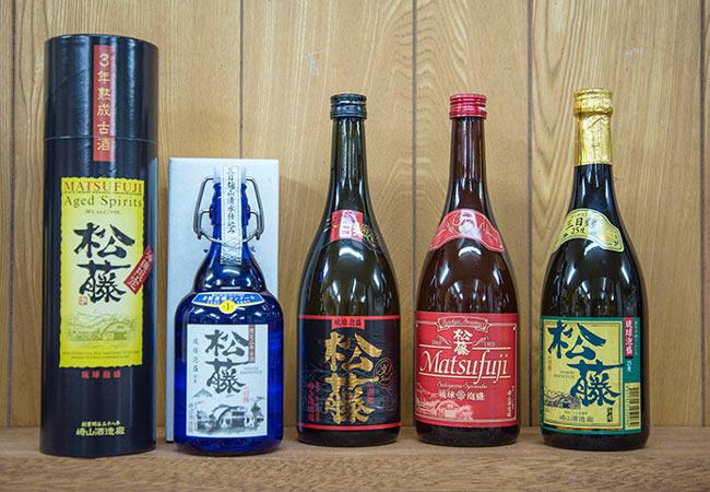 Sakiyama Shuzo Sho Distillery in Okinawa
