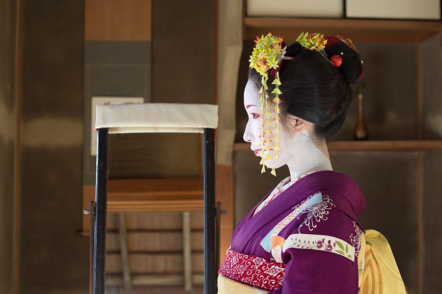 The Geisha Districts of Tokyo: Yoshicho
