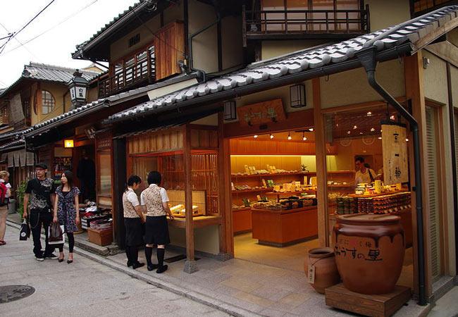 Kyoto Geisha Districts: Gion