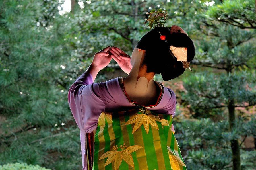 Kyoto Geisha Districts: Miyagawacho District