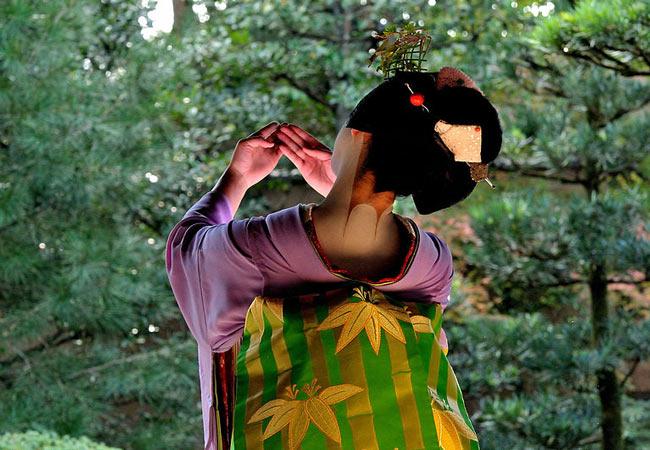 Kyoto Geisha Districts: Miyagawacho
