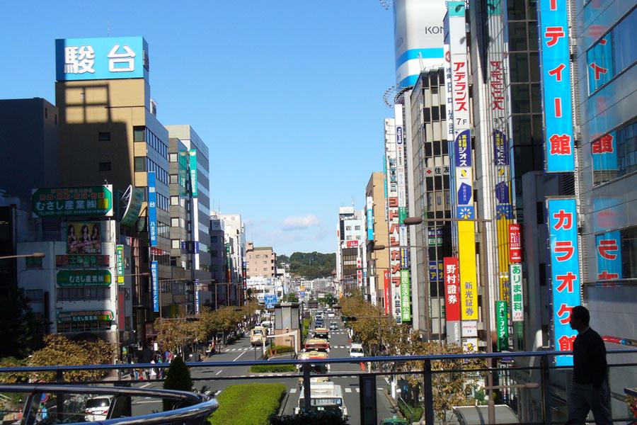 Tokyo Geisha Districts: Hachioji