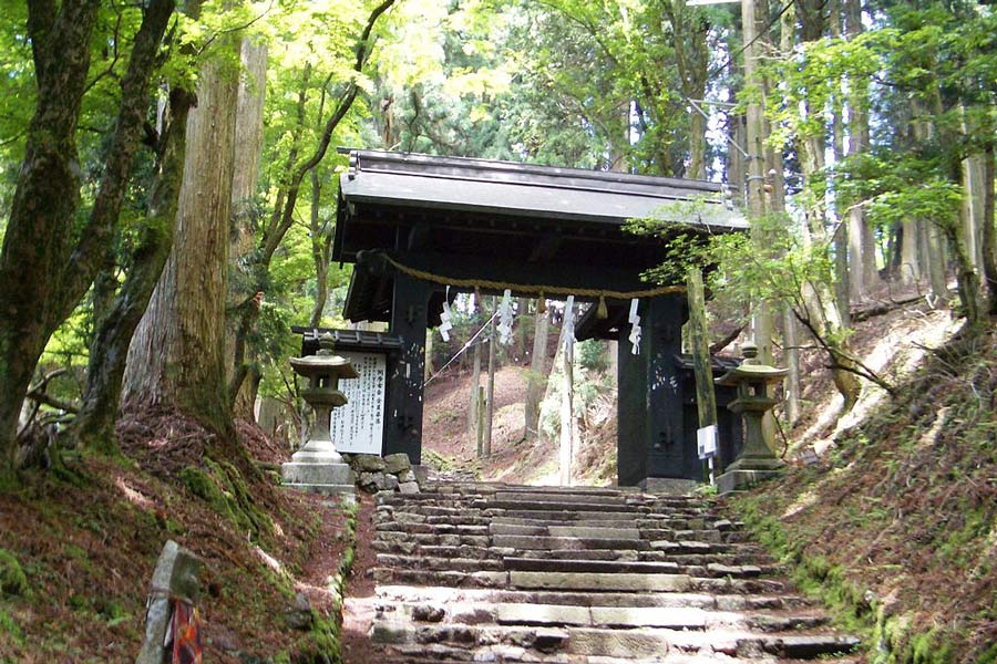 Hiking Trails in Kyoto: Mount Atago Hike