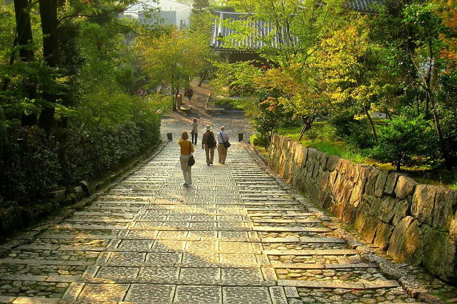 Kyoto Hiking Trails: Shogunzuka and Seiryuden Hike