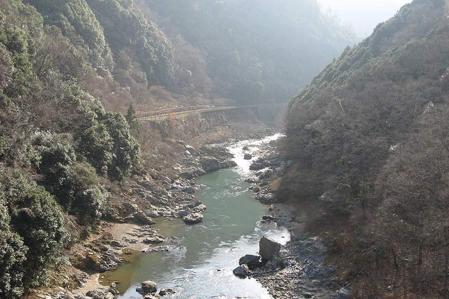 Kyoto Hiking Trails: Takao to Hozukyo Hike