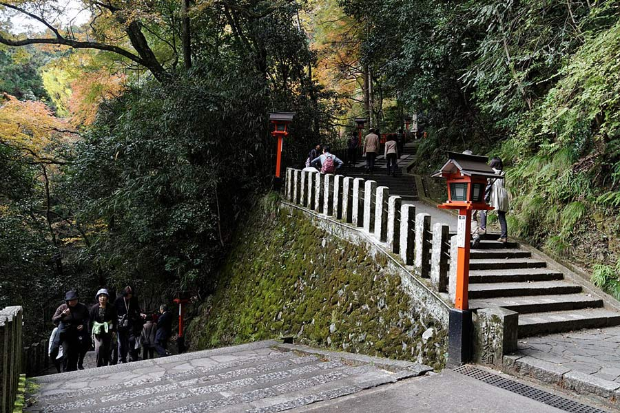 Kyoto Hiking Trails: Isshu Trail