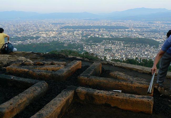 Kyoto Hiking Trails: Mount Daimonji-yama