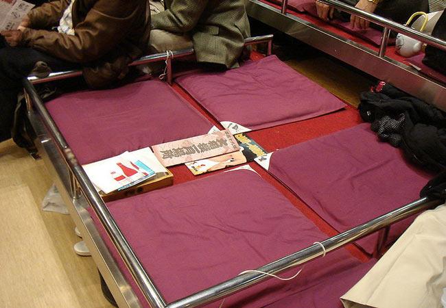 Sumo box seats