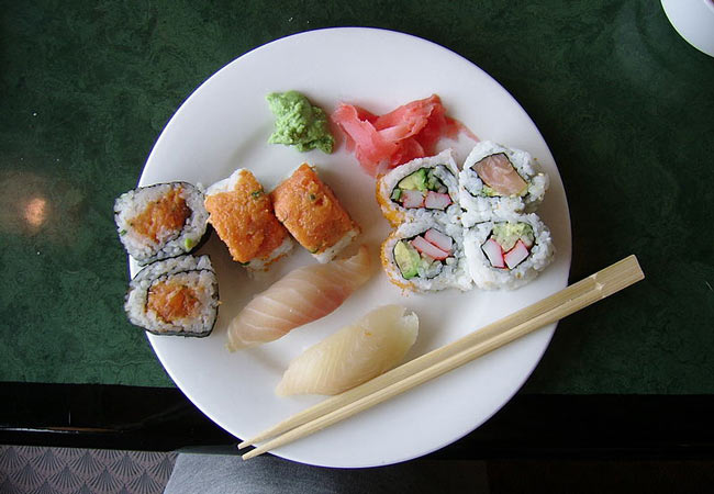 Tokyo Sushi Making Tour