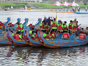 Okinawa Festivals: Dragon Boat Races