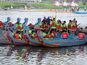 Okinawa Festivals: Dragon Boat Races