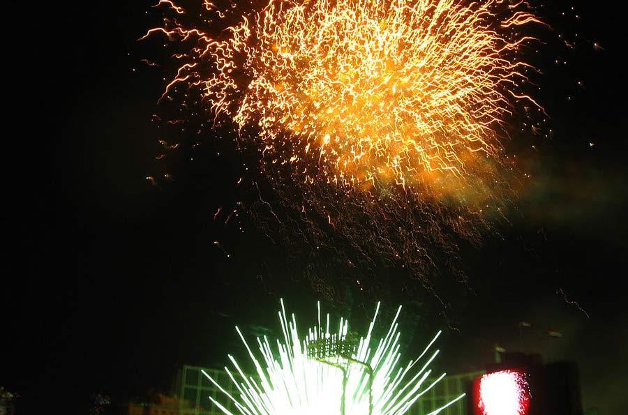 Jingu-Gaien Fireworks Festival