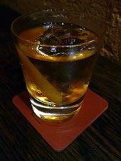 A Glass of Shochu