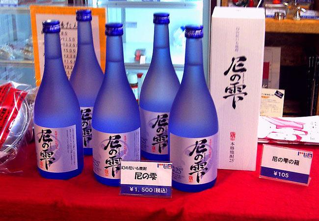 Japanese Shochu Brands