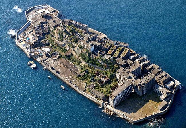 Hashima Island, Nagasaki
