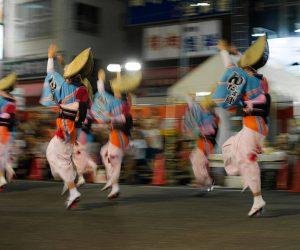 Koenji Awa Odori Dance Festival