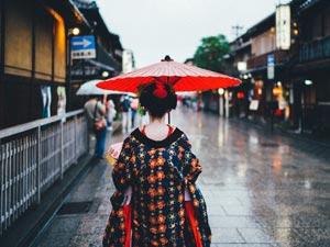 Kanazawa geisha districts