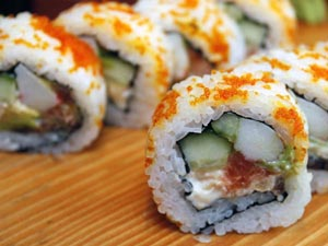 Tokyo sushi classes