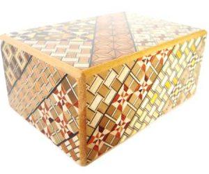 Japanese Puzzle Boxes