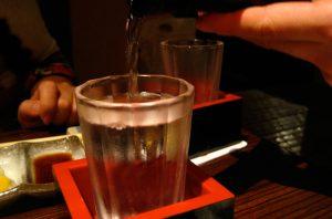 Sake drinking tours