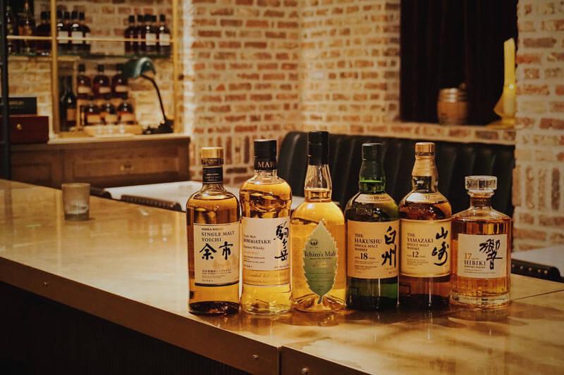 Sake tasting tours in Tokyo.