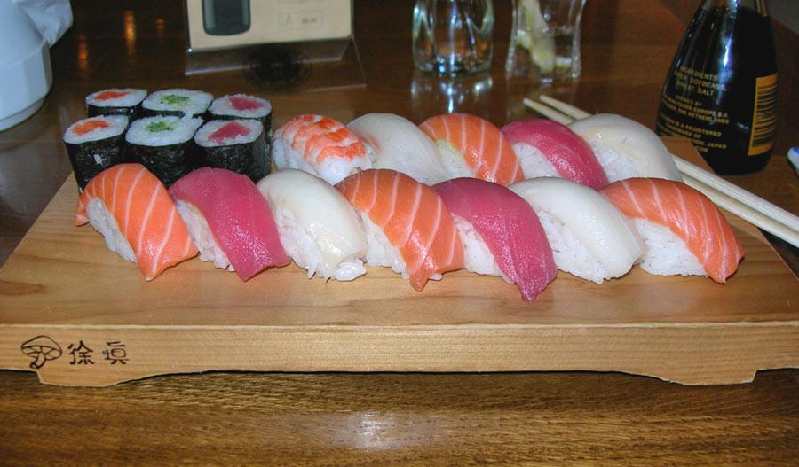Suzuki sushi