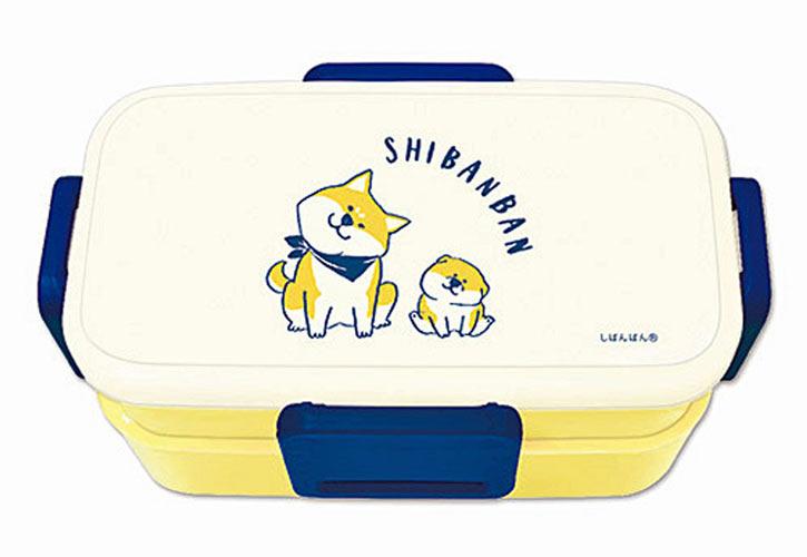 Kawaii Shibanban Japanese lunch box