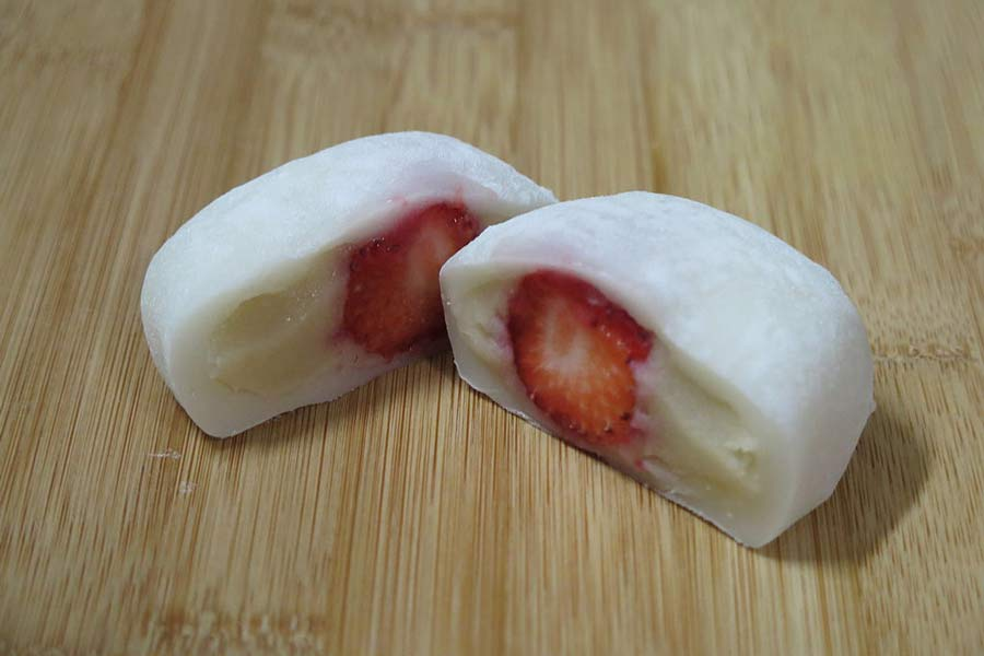 Stawberry daifuku